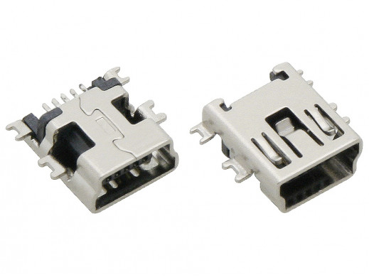 Gniazdo mini USB typ b do...
