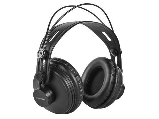 Słuchawki nauszne studyjne Monitor Kruger&Matz