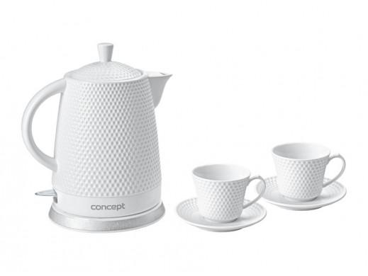 Czajnik ceramiczny z...