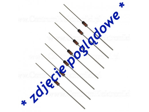 Dioda zenera 15V 1,3V
