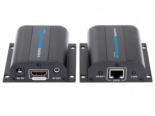 Konwerter HDMI na LAN...