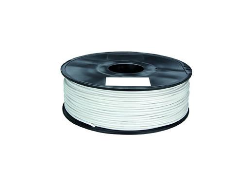 Filament ABS 1,75mm 1kg biały