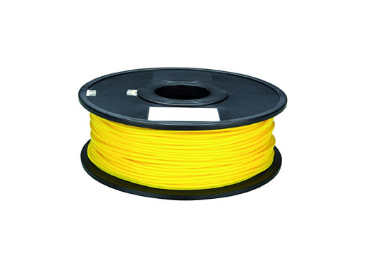 Filament PLA 1,75mm 1kg żółty