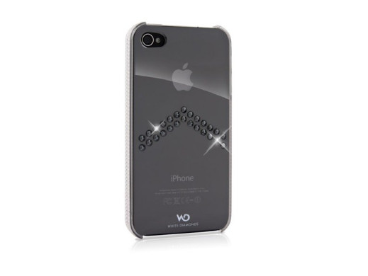 White Diamonds Futerał Arrow Chrome iPhone4/4S
