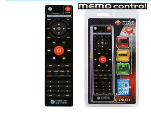 Pilot DVB-T MC-005 memo Wiwa