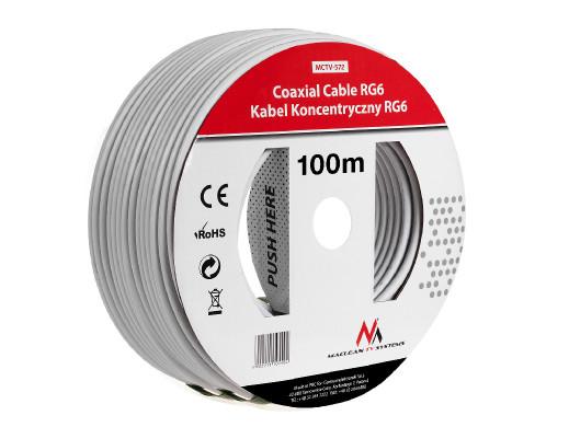 Kabel przewód koncentryczny...