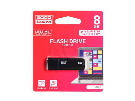 Pendrive USB 3.0 8GB UMM3...