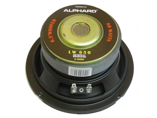 Głośnik LW-650 8ohm 80W 16,5cm