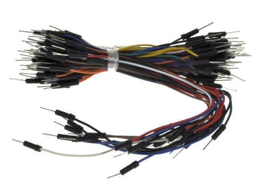 Płytka stykowa-przewody KBJ 75szt