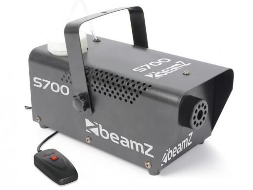 Wytwornica dymu 700W z płynem BeamZ S700