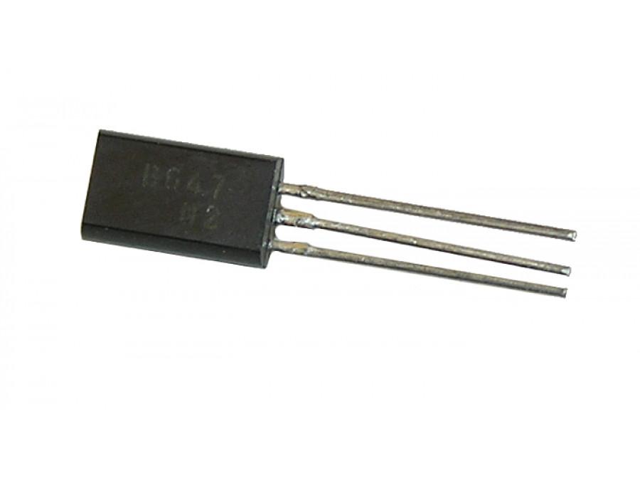 Tranzystor 2SB647