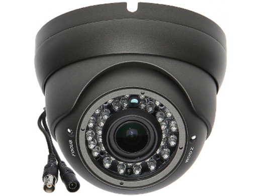 Kamera kolor AHD APTI-H24V3-2812 2,8-12mm kopułkowa