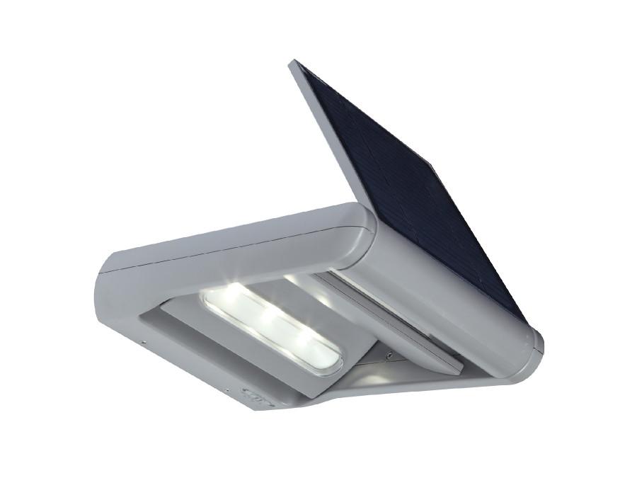 Solarna lampa ścienna...