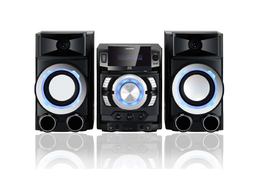 Wieża HIFI BT/CD/MP3/USB/2...