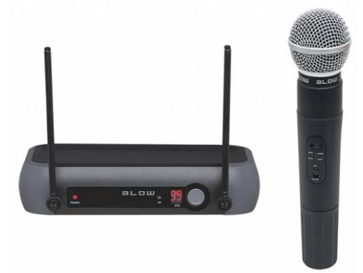 Mikrofon bezprzewodowy Blow PRM 901