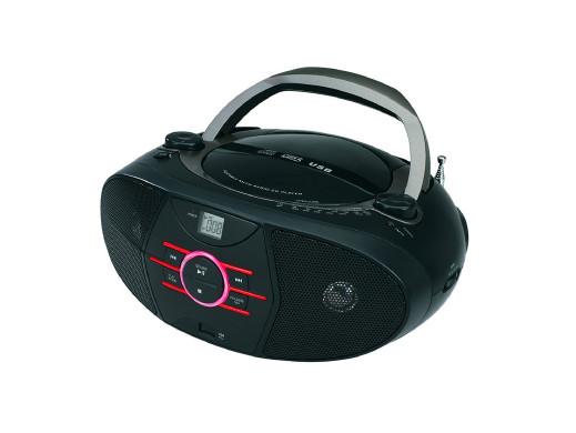 Boombox FM AM/FM/MP3/CD/USB...