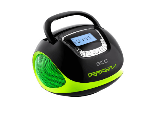 Boombox PLL FM USB ECG R...