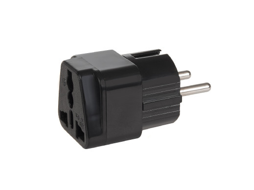 Adapter gniazdo UK na wtyk...