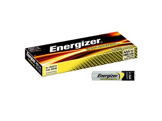 10x baterie Energizer...