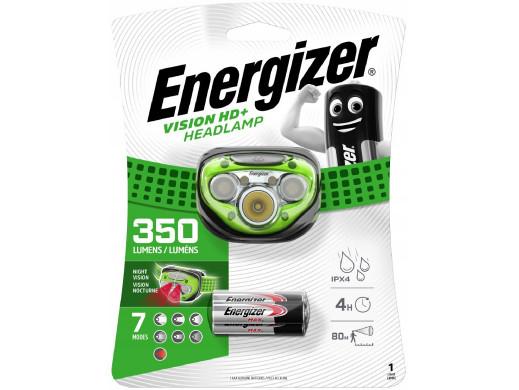 Latarka czołowa Energizer...