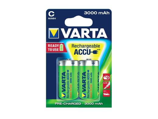 2x akumulatorki Varta...