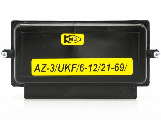 Zwrotnica AZ-3 UKF6-12/ 21-69/ UKF