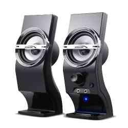 Głośniki komputerowe 6W Audiocore AC805 USB Black