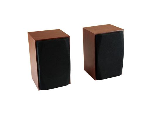 Zestaw głośników 2.0 10W  MT3151 Media-tech drewno