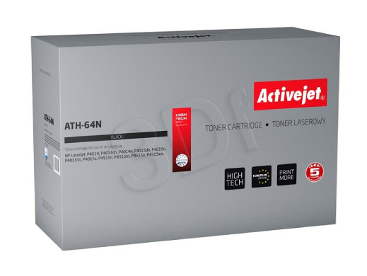 Toner HP ATH-64NX HP 64A...