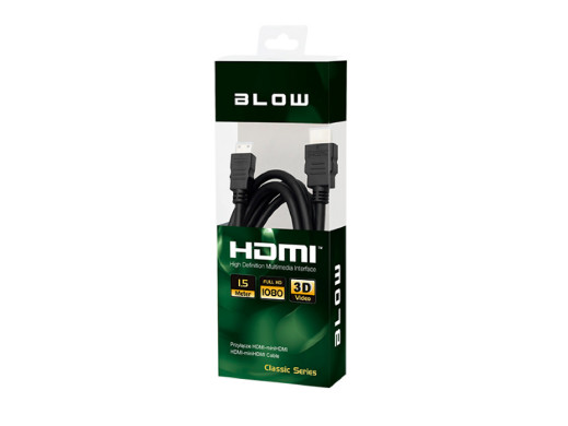 Kabel HDMI-mini HDMI Blow...