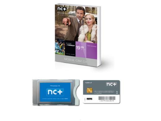 Usługa nc+ telewizja z...