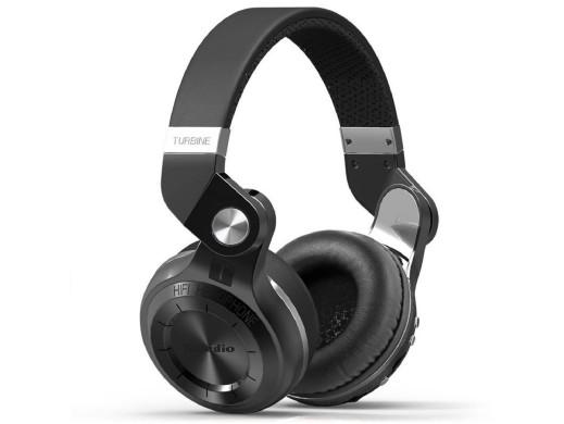 Słuchawki nauszne BT FM T2+...