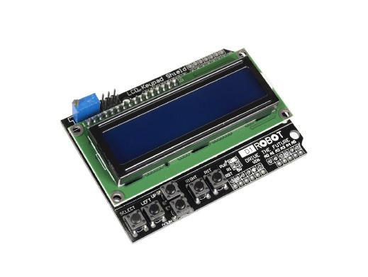 Wyświetlacz LCD +...