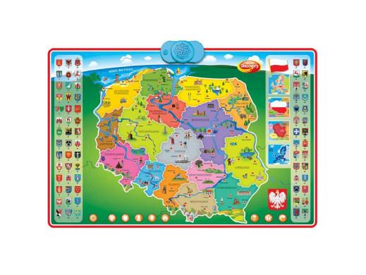 Mapa interaktywna Dumel Mapa Polski