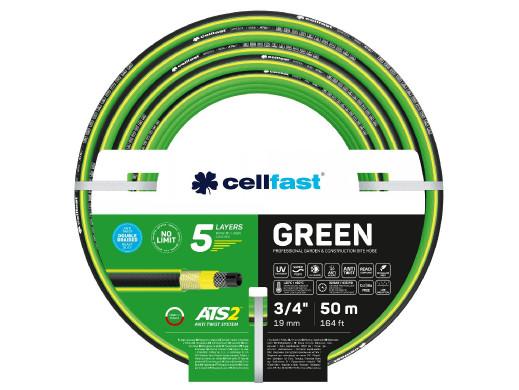 Wąż ogrodowy Cellfast Green...