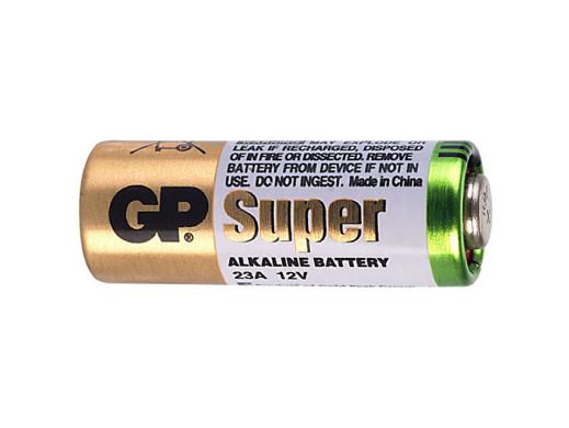 Bateria A23 12V GP luz