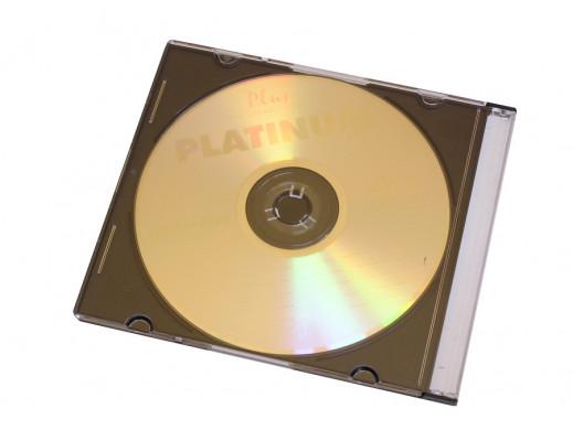 PŁYTA CD-R PLATINIUM *52 700MB 80min