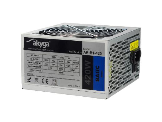 Zasilacz ATX 420W Basic...