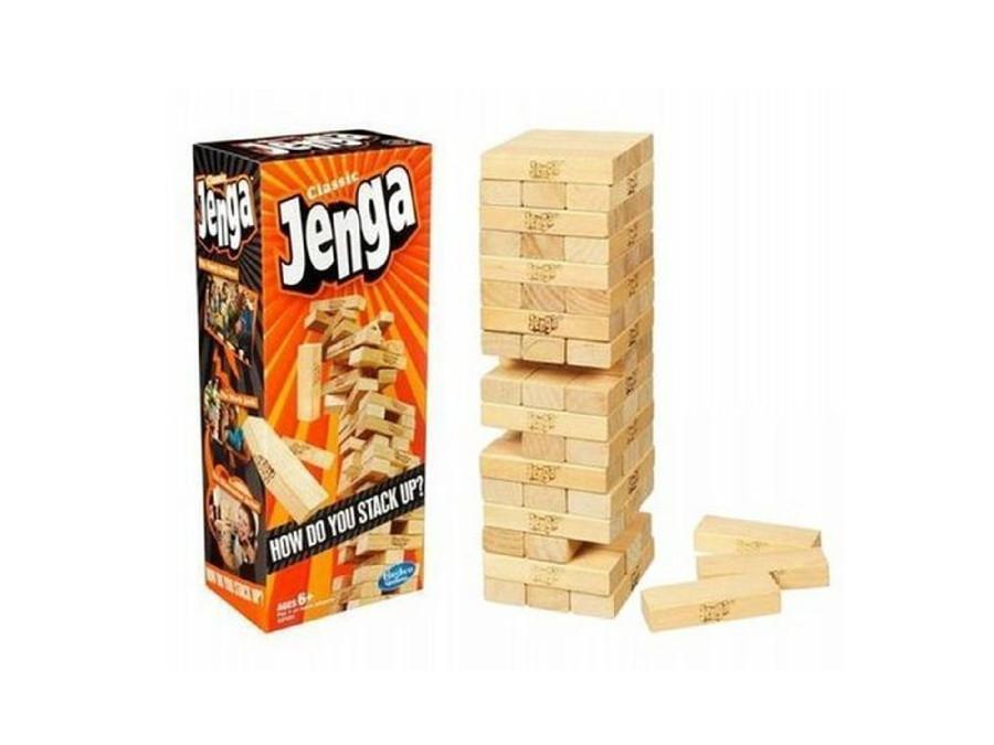 Gra zręcznościowa Jenga Classic A2120