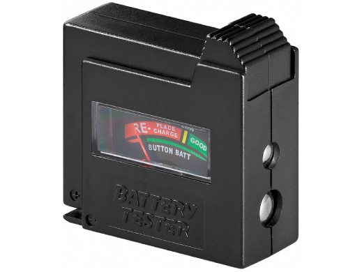 Tester baterii Goobay 54020