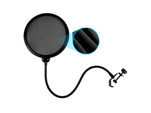Pop filtr mikrofonowy PS-1
