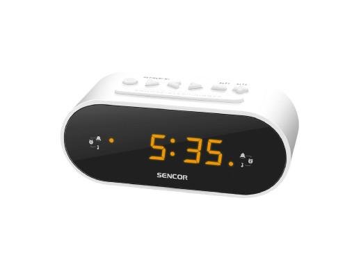 Radiobudzik Sencor SRC1100W...