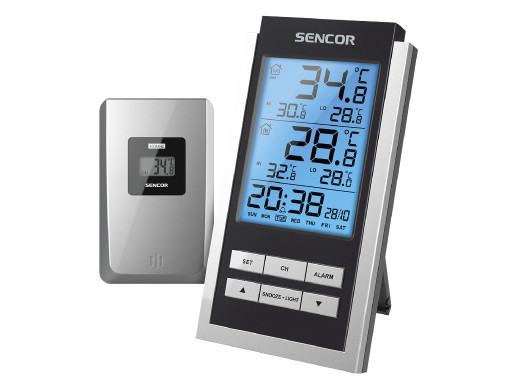 Stacja pogody Sencor SWS125
