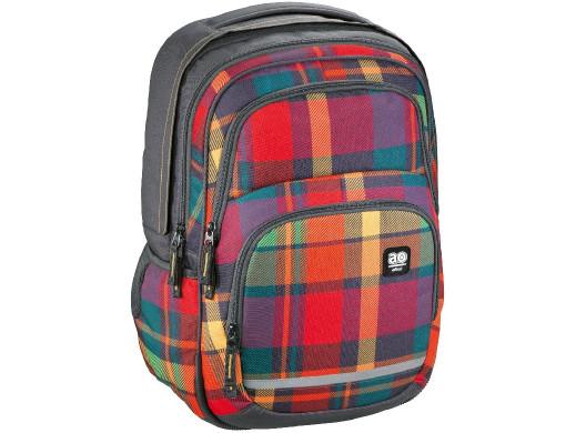 Plecak szkolny BLABY kolor: woody orange