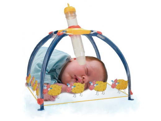 Namiot z nebulizatorem BabyAir Omnibus