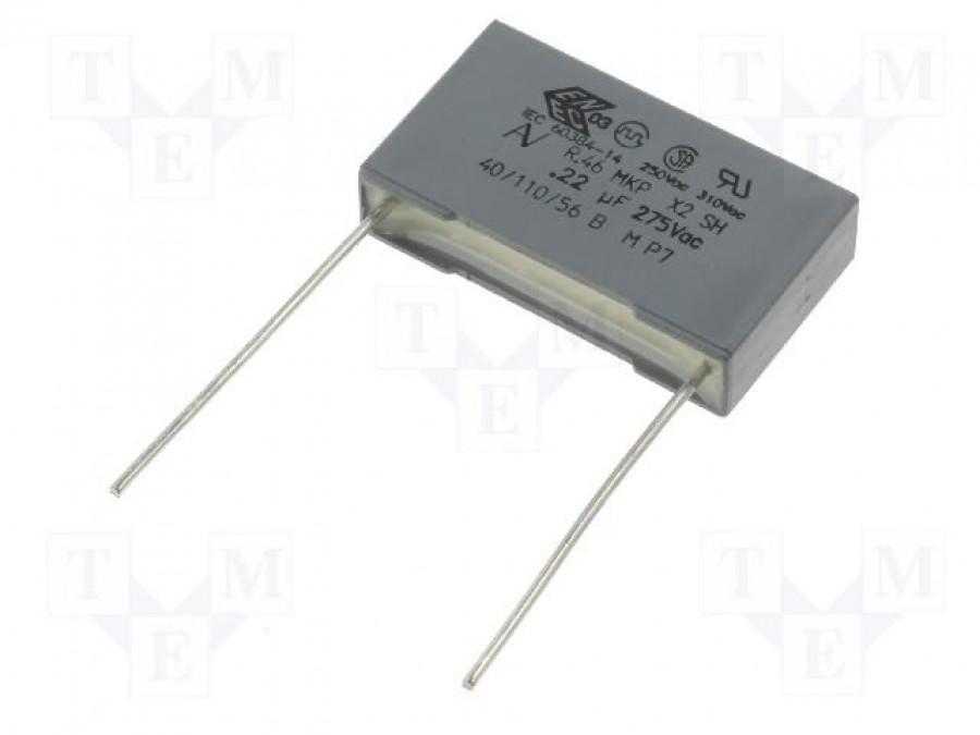 Kondensator AC 220nF 275V
