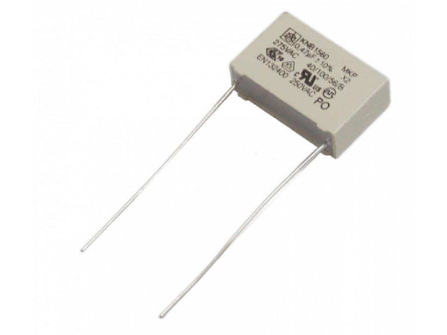 Kondensator AC 470nF/275V WXPC