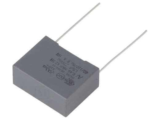 Kondensator AC 1,5uF 275V WXP