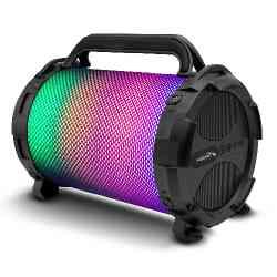 Głośnik bazooka, bluetooth, FM, karta microSD Audiocore AC885 LED,  2500mAh