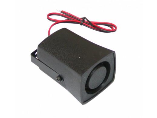 Syrena alarmowa micro PS101 piezo 6-12V DC